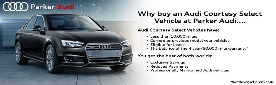 Parker Audi Vehicles For Sale In Little Rock AR - Parker audi