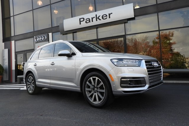 pre owned featured vehicles parker audi. Black Bedroom Furniture Sets. Home Design Ideas