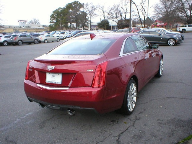 New 2019 CADILLAC ATS For Sale at Parker Automotive Group