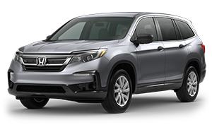 New 2019 Honda Pilot Finance Offer