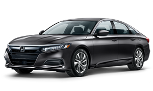 New 2018 Honda Accord LX Lease Offer