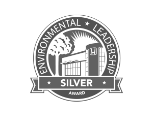 Enviromental Leadership - Silver Award
