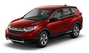 New 2018 CRV Lease Offer