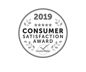 Dealer Rater - Consumer Satisfaction Award