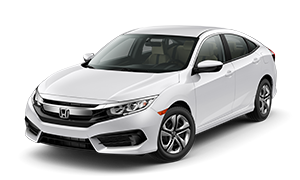 New 2018 Honda Civic LX Lease Offer