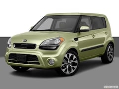 2013 Kia Soul Base Hatchback