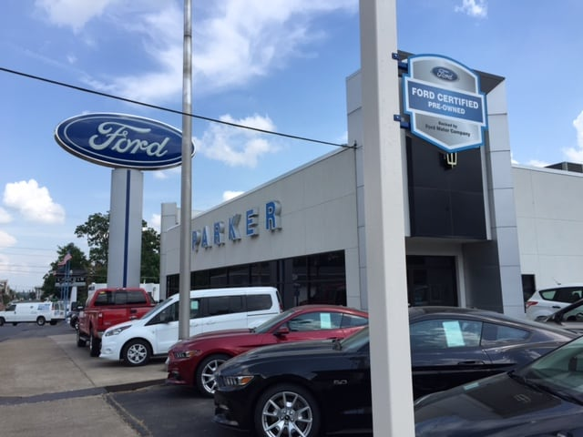 Parker Ford Service Center in Murray, KY