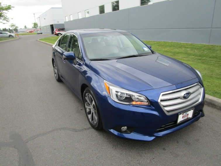 Certified Pre-owned 2017 Subaru Legacy 2.5i Limited  Sedan Coeur d'Alene, ID