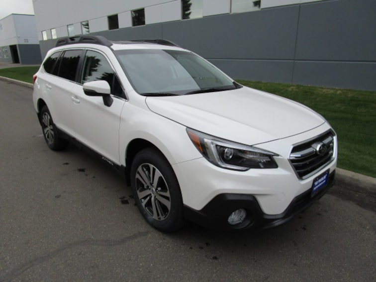 New 2019 Subaru Outback 2.5i Limited SUV Coeur d'Alene