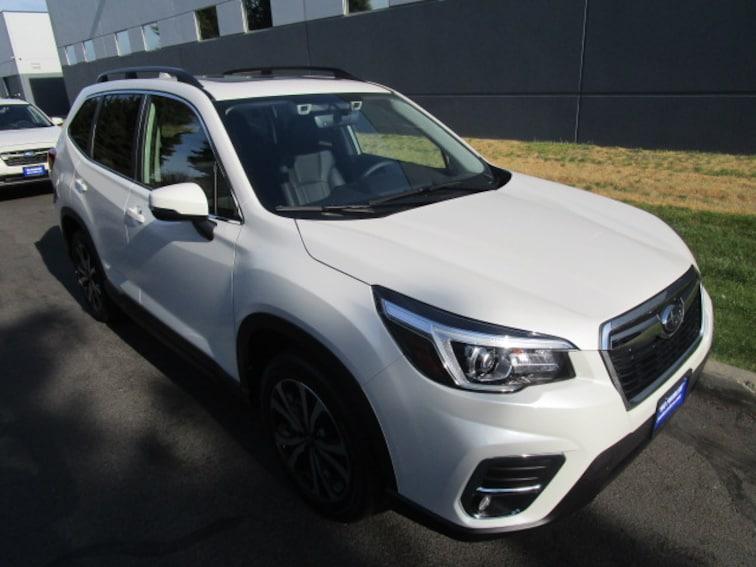 New 2019 Subaru Forester Limited SUV Coeur d'Alene