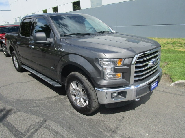2016 Ford F-150 SuperCrew XLT XTR Truck SuperCrew Cab
