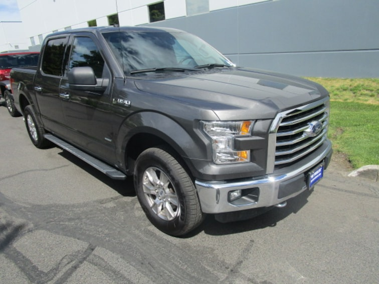 Used 2016 Ford F-150 SuperCrew XLT XTR Truck SuperCrew Cab for sale in Coeur d'Alene