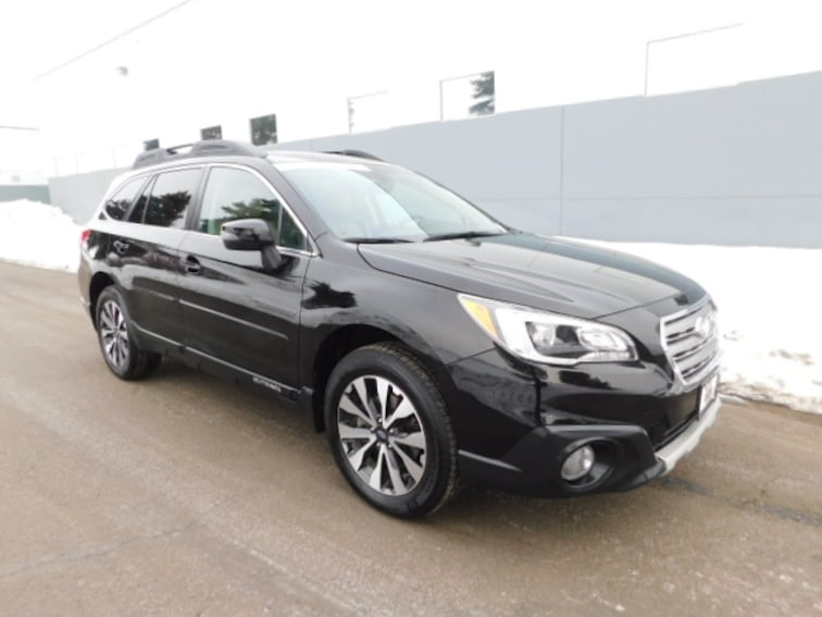 Certified Pre-owned 2017 Subaru Outback 2.5i Limited SUV Coeur d'Alene, ID