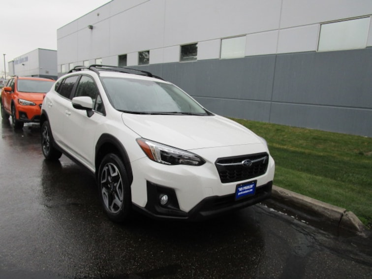 New 2019 Subaru Crosstrek 2.0i Limited SUV Coeur d'Alene