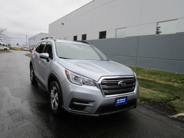 New 2019 Subaru Ascent Premium 8-Passenger SUV Coeur d'Alene