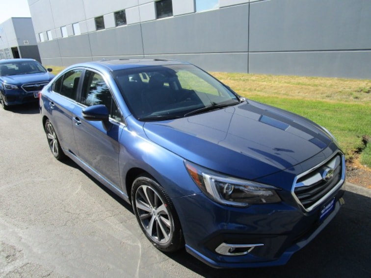 New 2019 Subaru Legacy 2.5i Limited Sedan Coeur d'Alene
