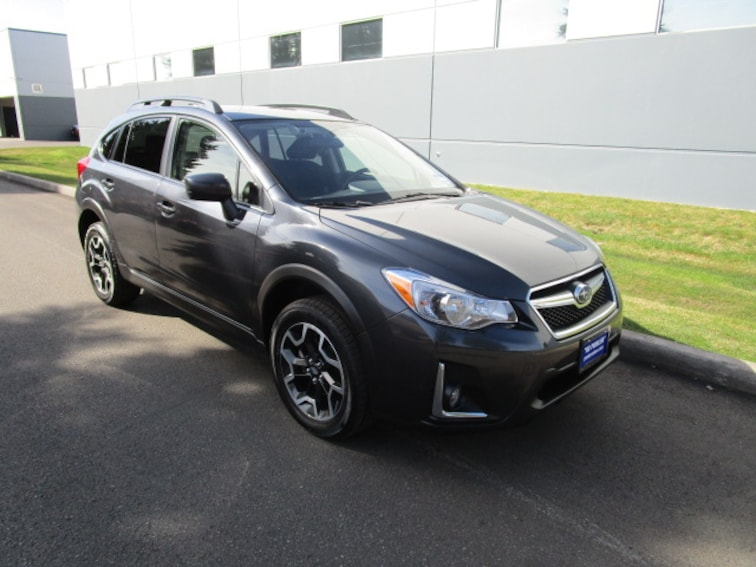 Used 2017 Subaru Crosstrek 2.0i Premium SUV for sale in Coeur d'Alene