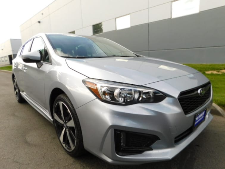 New 2019 Subaru Impreza 2.0i Sport 5-door Coeur d'Alene
