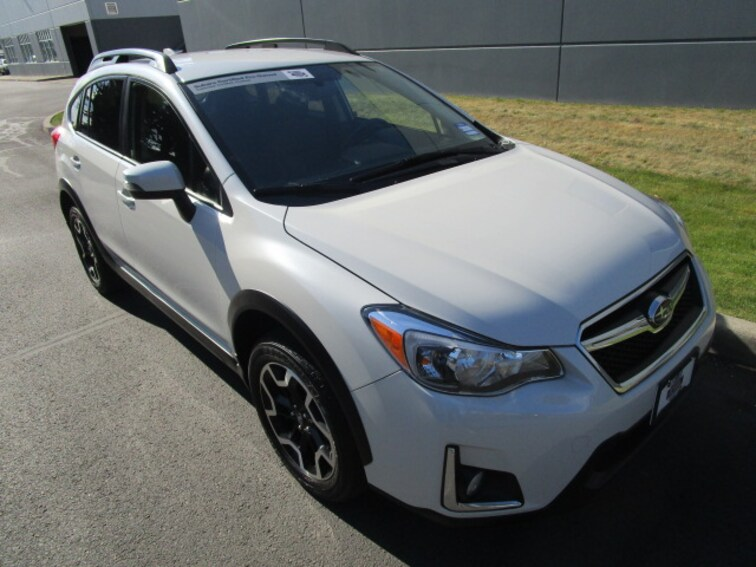Certified Pre-owned 2017 Subaru Crosstrek 2.0i Limited SUV Coeur d'Alene, ID