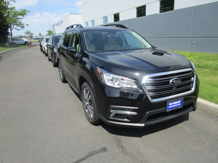 New 2019 Subaru Ascent Limited 8-Passenger SUV Coeur d'Alene