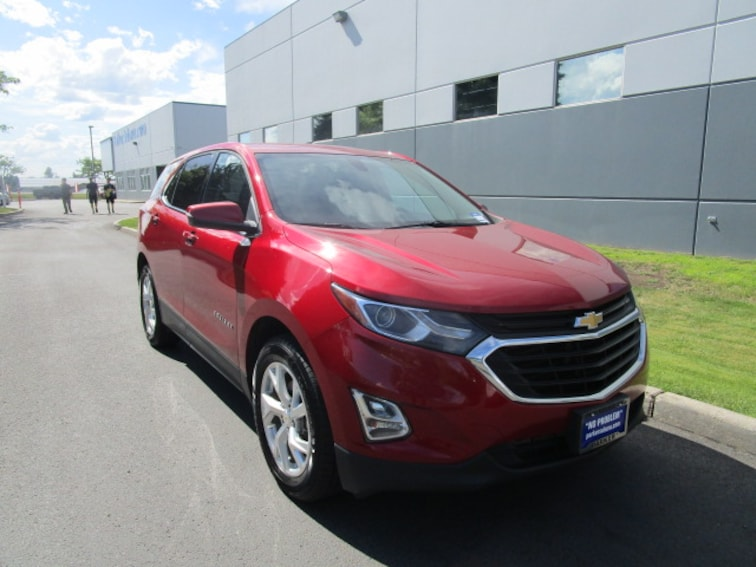 Used 2018 Chevrolet Equinox LT SUV for sale in Coeur d'Alene