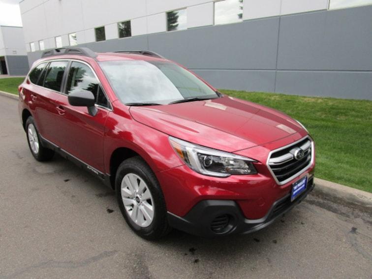 New 2019 Subaru Outback 2.5i SUV Coeur d'Alene