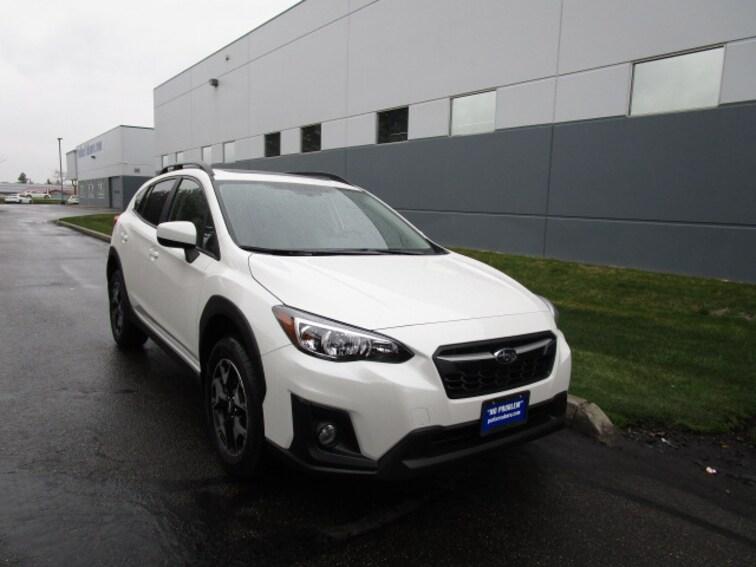 New 2019 Subaru Crosstrek 2.0i Premium SUV Coeur d'Alene