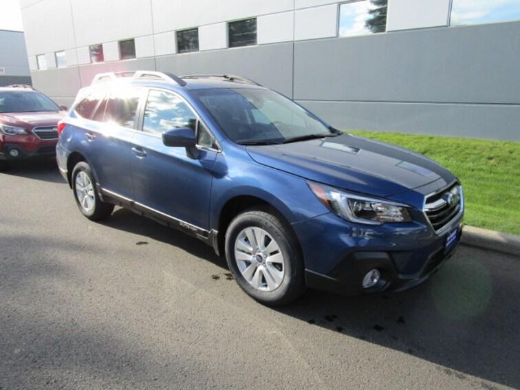 New 2019 Subaru Outback 2.5i Premium SUV Coeur d'Alene