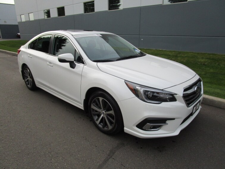Certified Pre-owned 2019 Subaru Legacy 2.5i Limited Sedan Coeur d'Alene, ID