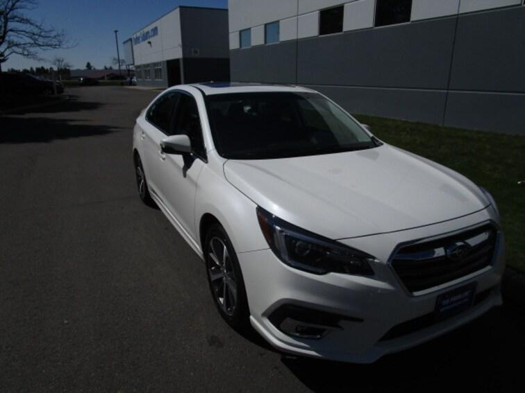 New 2019 Subaru Legacy 2.5i Limited Sedan Coeur d'Alene