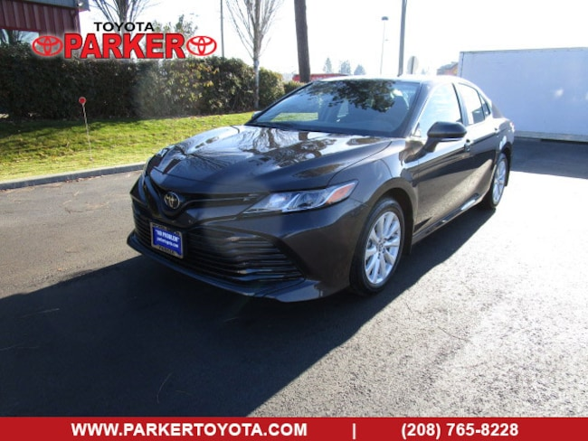 New 2019 Toyota Camry Le W Convenience Pkg For Sale In Coeur D