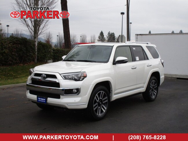 New 2019 Toyota 4Runner Limited SUV Coeur d'Alene, ID