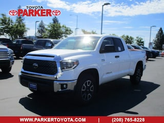 New 2019 Toyota Tundra Double Cab SR5 Upgrade Truck Double Cab