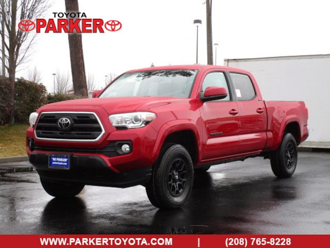 New 2019 Toyota Tacoma Double Cab TRD Premium Off-Road Truck Double Cab Coeur d'Alene, ID