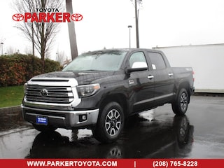 New 2019 Toyota Tundra CrewMax 1794 TRD Off-Road Truck CrewMax
