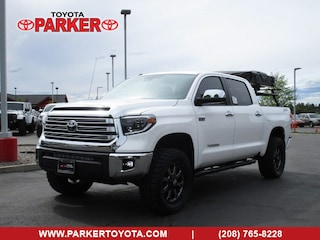 New 2019 Toyota Tundra CrewMax Limited TRD Off-Road Truck CrewMax