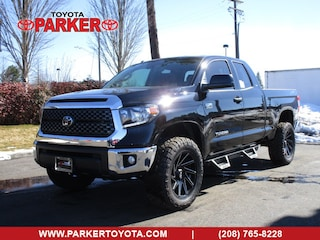 New 2019 Toyota Tundra Double Cab SR5 Truck Double Cab