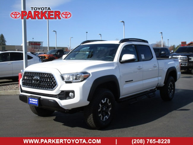 New 2019 Toyota Tacoma Double Cab TRD Off-Road L/B w/ Tech Pkg Truck Double Cab Coeur d'Alene, ID