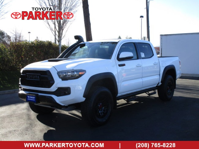 New 2019 Toyota Tacoma Double Cab TRD Off-Road Truck Double Cab Coeur d'Alene, ID
