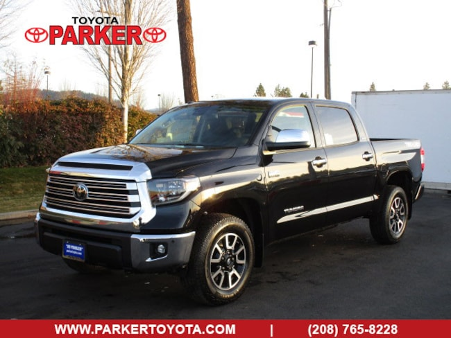 New 2019 Toyota Tundra Crewmax Limited Trd Off Road For Sale In