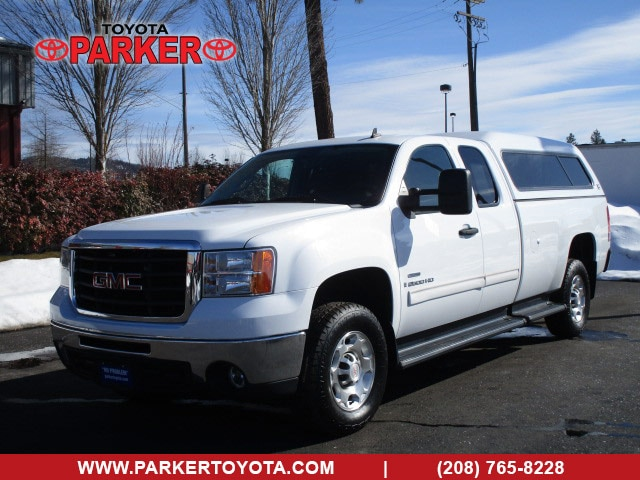 2008 GMC Sierra 2500HD Extended Cab SLE L/B Truck Extended Cab