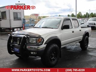 2004 Toyota Tacoma Base V6 Truck Double-Cab