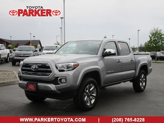 2016 Toyota Tacoma Double Cab Limited Truck Double Cab