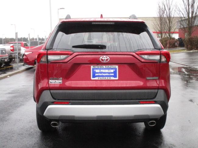 New 2019 Toyota RAV4 Adventure For Sale in Coeur d' Alene, ID   VIN
