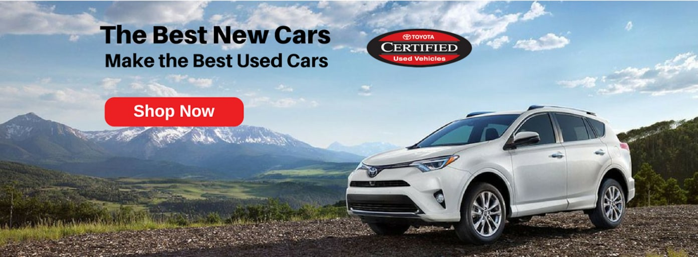 Parker Toyota | New & Used Toyota Dealership Coeur d'Alene ID