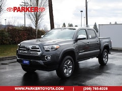 2019 Toyota Tacoma Double Cab Limited Truck Double Cab