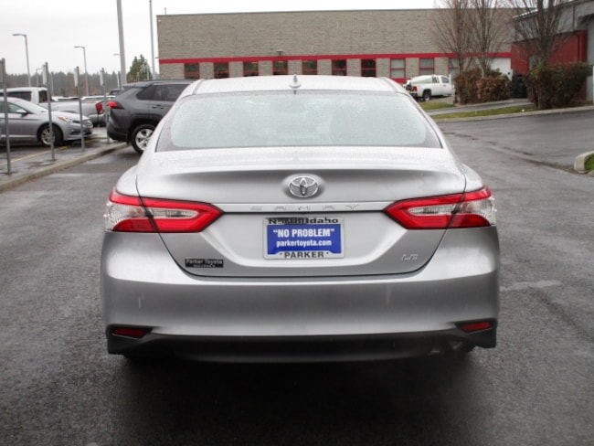 New 2019 Toyota Camry LE For Sale in Coeur d' Alene, ID | VIN