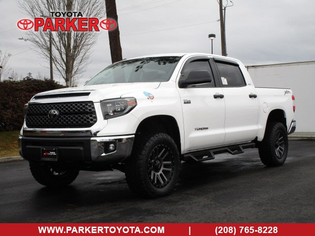 2019 Toyota Tundra CrewMax SR5 Upgrade TRD Off-Road Truck CrewMax