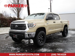 New 2019 Toyota Tundra CrewMax SR5 Upgrade TRD Off-Road Truck CrewMax in Easton, MD
