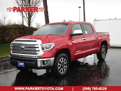 2019 Toyota Tundra CrewMax Limited TRD Off-Road Truck CrewMax